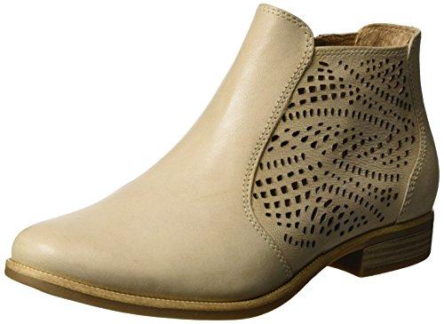 Tamaris Damen 25303 Chelsea Boots, Beige (Shell 425), 40 EU