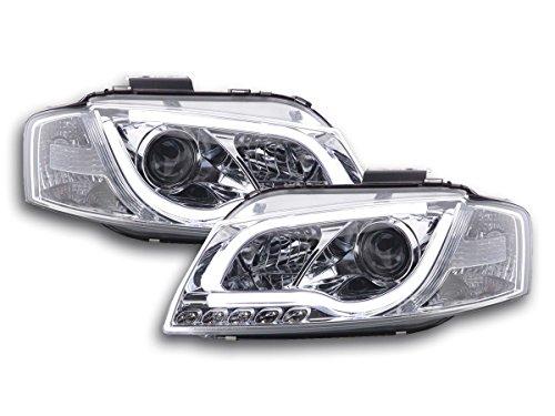 FK Tagfahrlicht LED Scheinwerfer Autoscheinwerfer PKW Scheinwerfer Frontscheinwerfer Autolampen Autobeleuchtung Tuning Scheinwerfer FKFSAI13045