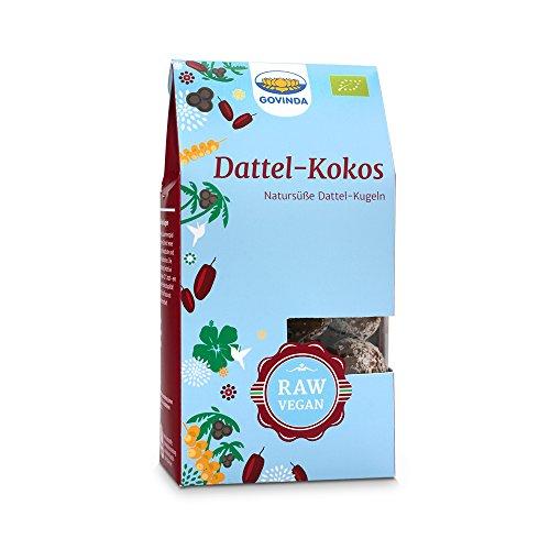 Govinda Bio Dattel-Kokos Kugeln (6 x 120 gr)