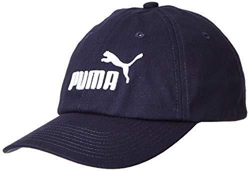 PUMA Ess Jr, Cappello Unisex-Bambini, Peacoat/No.1, Taglia Unica