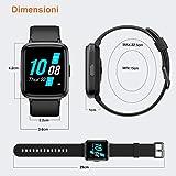 Zoom IMG-2 yamay smartwatch con saturimetro misuratore