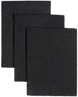 Broan-NuTone BP58 Non-Duct Charcoal Filter Pads for 43000 Series Range Hood, 7.75