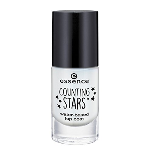essence - Top Coat - counting stars - water-based top coat 01 - dance til dawn
