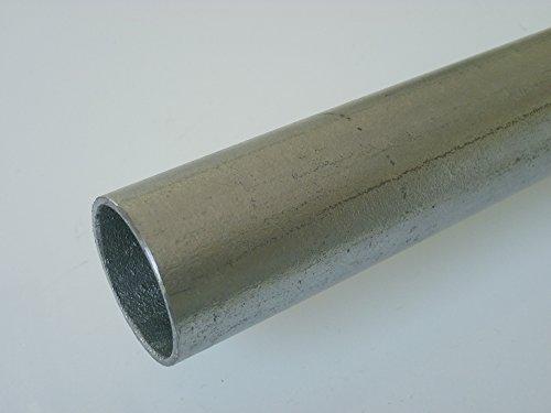 B&T Metall Stahl Rundrohr verzinkt, Ø 33,7 x 2,0 mm (1