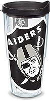 Tervis Las Vegas Raiders NFL Colossal Insulated Tumbler, 24oz, Clear - Tritan