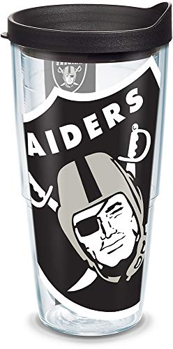 Raiders NFL Colossal Insulated Tumbler