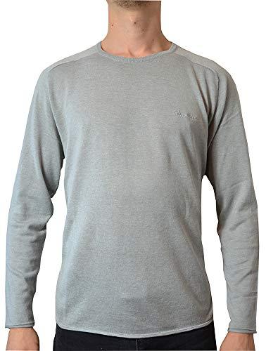 Pierre Cardin Camiseta Ligera para Hombre de Manga Larga Suave y Super...