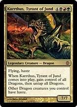 Magic: the Gathering - Karrthus, Tyrant of Jund - Alara Reborn - Foil
