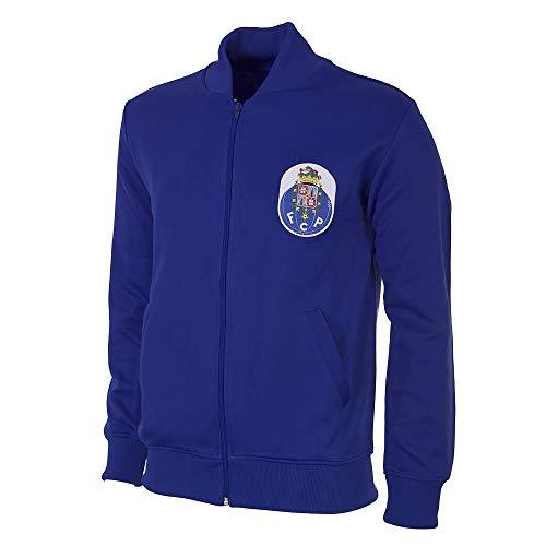 Copa FC Porto 1985-86 Retro Fußball Jacke