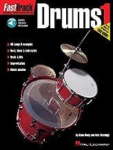 FastTrack Music Instruction - Drums, Book 1 (Fasttrack Series)