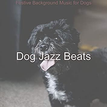 Festive Background Music for Dogs