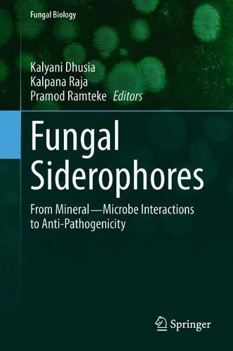 Fungal Siderophores: From Mineral―Microbe Interactions to Anti-Pathogenicity (Fungal Biology)