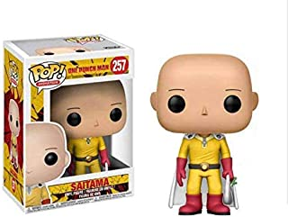 FUNKO POP Anime One Punch Man hand office ornaments model-Saitama