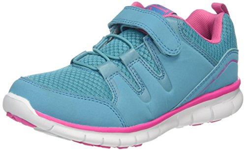 Gola Termas 2 Scarpe Sportive Outdoor Bambina, Blu (Blue/Pink), 24 EU