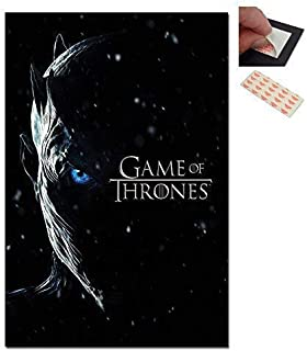 Game Of Thrones Season 7 Night King Poster - 91.5 x 61cms (36 x 24 Inches)
