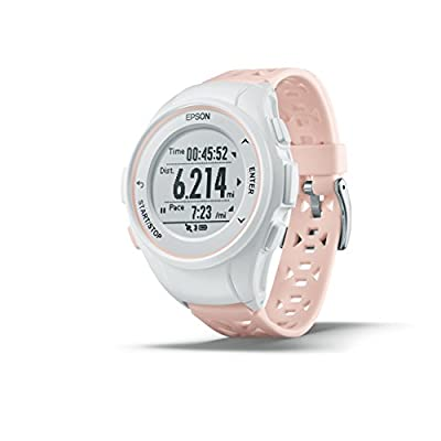 Epson ProSense 17 GPS Running Watch with Activity Tracking