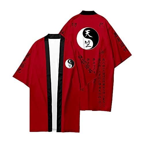 Zoungh Tokyo Revengers Cosplay Capa Takemichi Hanagaki Manjiro Sano Ken Ryuguji Cardigan Robe Chaqueta Kimono Disfraz