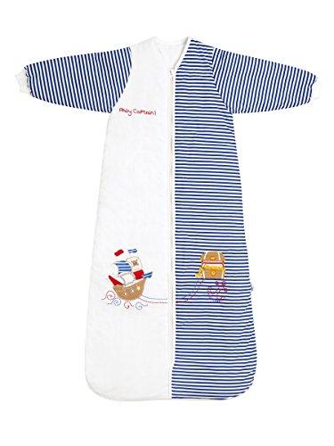 Slumbersac Winter Kid Sleeping Bag with Sleeves 3.5 Tog - Cartoon...
