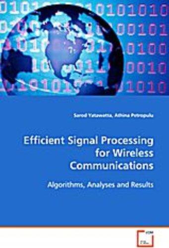 Yatawatta Sarod: Efficient Signal Processing for Wireless Co