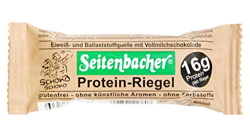 (seitenbacher) ザイテンバッハプロテインバー12本入り (チョコ)
