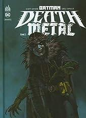 Batman Death Metal tome 3 de Snyder Scott
