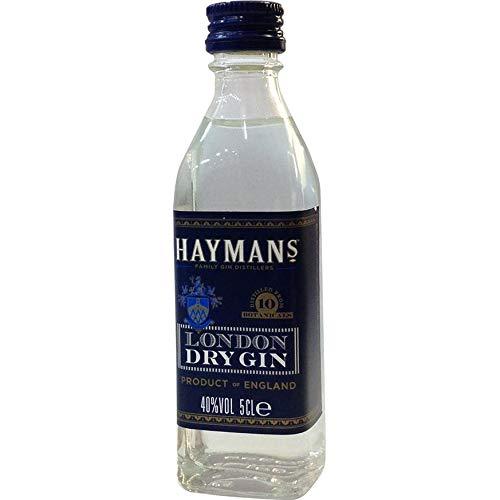 Haymans Ginebra (mini) - 6 botellas x 500 ml - Total: 3000 ml
