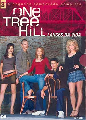 Dvd Box One Tree Hill Lances Da Vida - 2 Temporada
