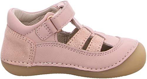 Kickers Unisex Baby Sushy Sandalen, Pink (Rose Clair 131), 20 EU