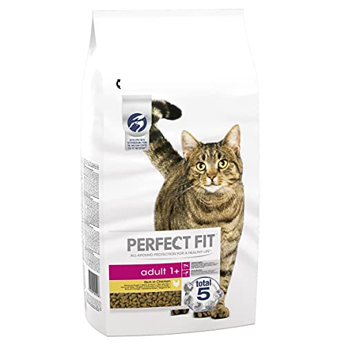 Perfect Fit Cat Complete Dry Adult 1+ Chicken 7kg