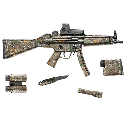 GunSkins Gear Skin - Premium Vinyl 8' x 50' Single...
