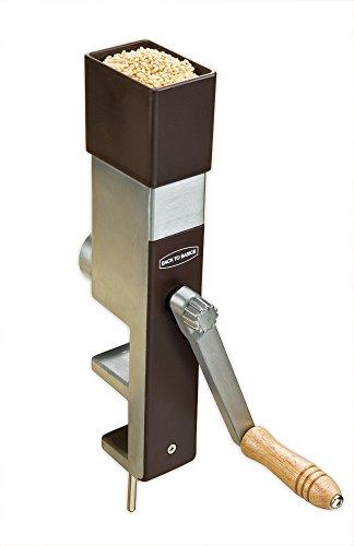 Hochwertige Getreidemühle der Marke Back to Basics Gewürzmühle Kaffeemühle Kornmühle Mühle