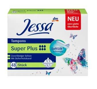 DM Jessa Tampons - Super Plus - 48 Stück NEU!