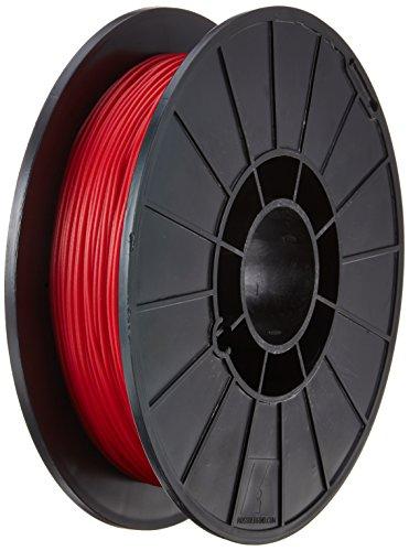 NinjaFlex 3D-Print Filament - 1.75mm - 0.5 kg - Fire Red