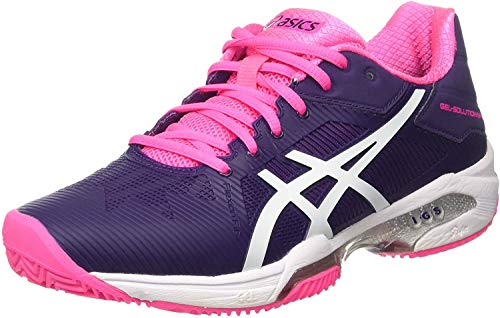 ASICS Chaussures de Tennis Gel-Solution Speed 3 Clay