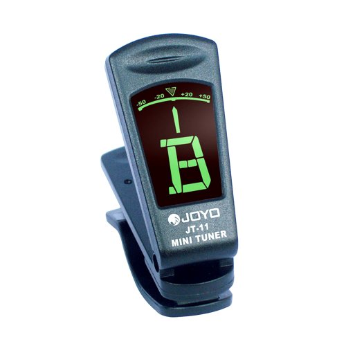 Joyo JT-11 Mini Clip-on Chromatic Digital Stimmgerät mit Backlit