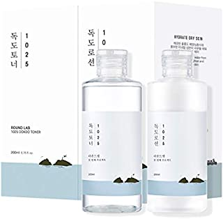Round Lab | 1025 Dokdo Toner Lotion Special Set
