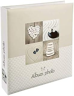 WEB2O Album Photo Grand Format - 500 Photos - 10x15 cm - Collection Papillon