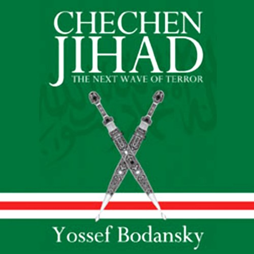 Chechen Jihad audiobook cover art