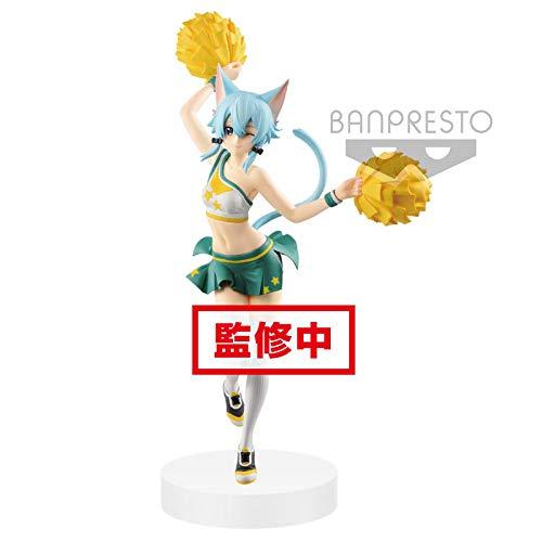 Banpresto Sword Art Online: Memory Defrag estatuas, Idea Regalo, Personaje, Multicolor, 85176