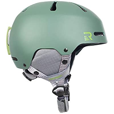 Retrospec Traverse H3 Adult Ski & Snowboard Helmet with 10 Vents
