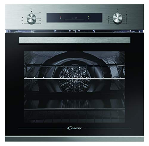 Candy FCT612X WiFi Multifunktion-Backofen WiFi, Acquactiva Selbstreinigungsfunktion