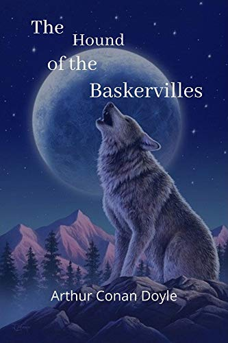 The Hound of the Baskervilles by Arthur Conan Doyle Annotated Edition (English...