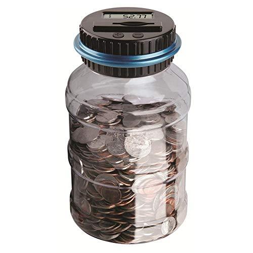 Linda caja dinero ahorro 2.5L hucha ahorrar dinero