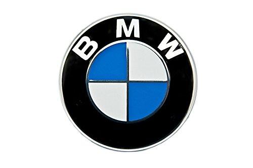BMW Plakette geprägt mit Klebefolie D=70mm 1er 3er 5er 6er 7er X1 X5 X6 Z3 Z4 (36136758569)