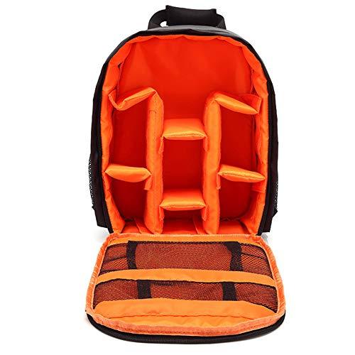 Pro Kamera-Rucksack, wasserdicht, wetterfest, langlebig, Aufbewahrungstasche für digitale Spiegelreflexkamera, Objektiv und Zubehör