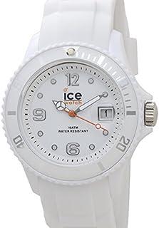 (アイスウォッチ) Ice-Watch SI.WE.U.S.09 000134 アイス フォーエバー 40mm ホワイト ユニセックス 腕時計 [並行輸入品]