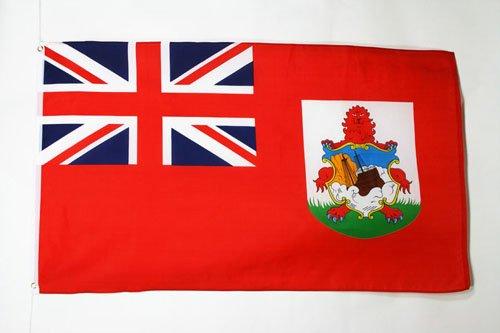AZ FLAG Flagge Bermuda 150x90cm - Bermuda Fahne 90 x 150 cm - flaggen Top Qualität