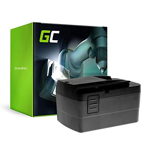 GC® (3.3Ah 12V Ni-MH cellen) Accu Batterij Vervangend batterijpakket voor Festool T 123 Elektrisch gereedschap