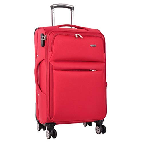 SFBBBO luggage suitcase Large volume Resistance to falling Wear resistant waterproof Rolling Luggage Spinner Brand Suitcase 26' NO5