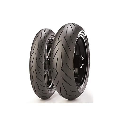 Pirelli 2854700 - Pneumatici per tutte le stagioni 100/80/R17 52H - E/C/73dB